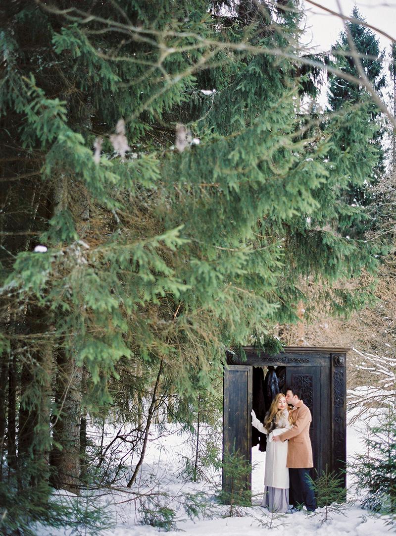 идея для зимней love story