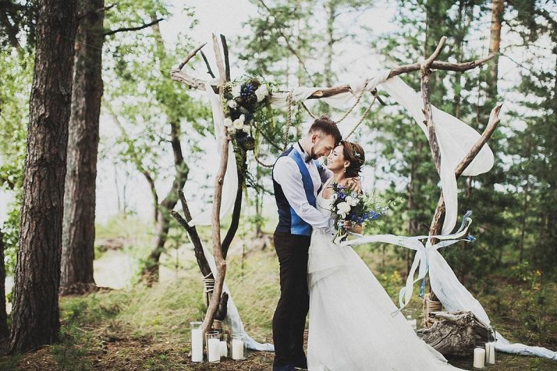 Глеб ♡ Маша. Свадьба на острове