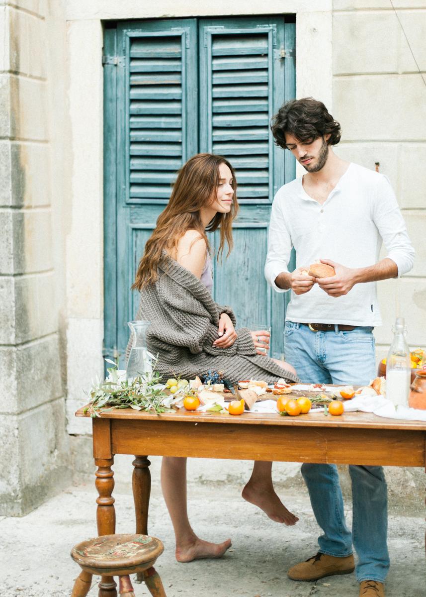 Filippo&Tanya. Italy.