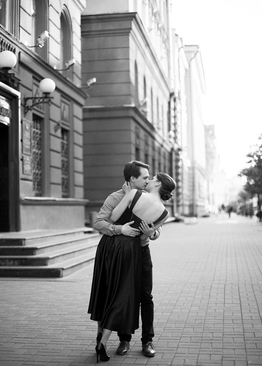 Женя и Алина