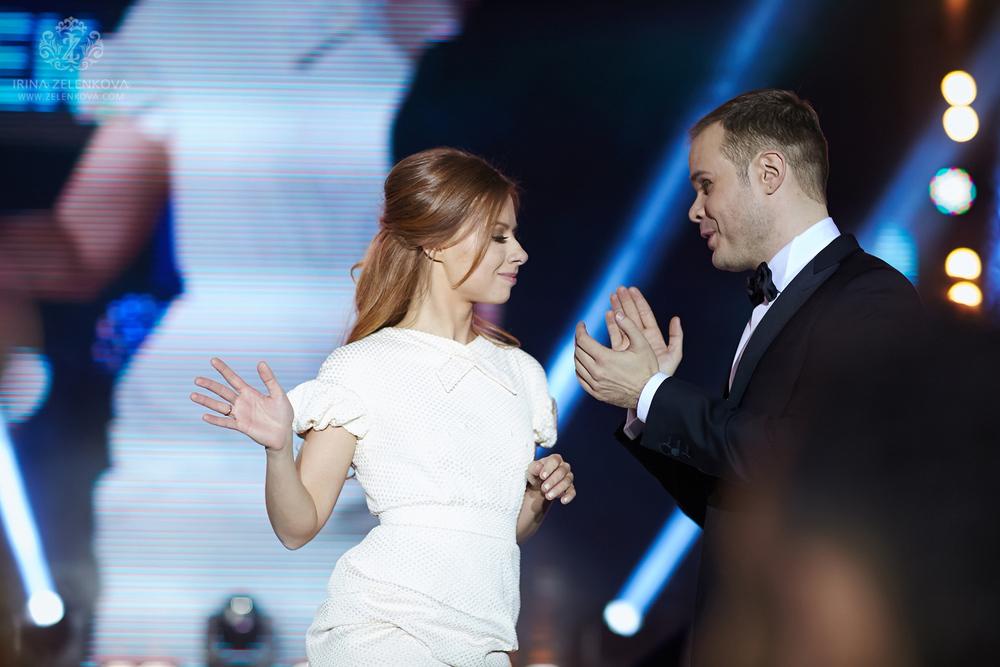 Юлия Савичева и Александр Аршинов