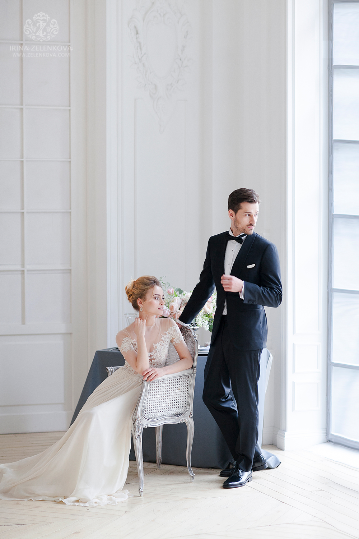 Лана и Дима (Fine Art Wedding Inspiration)