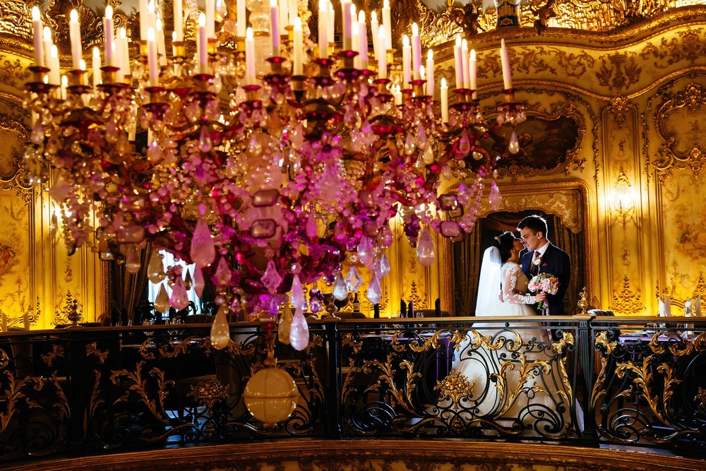 Свадьба Дмитрия и Евгении в доме родителей