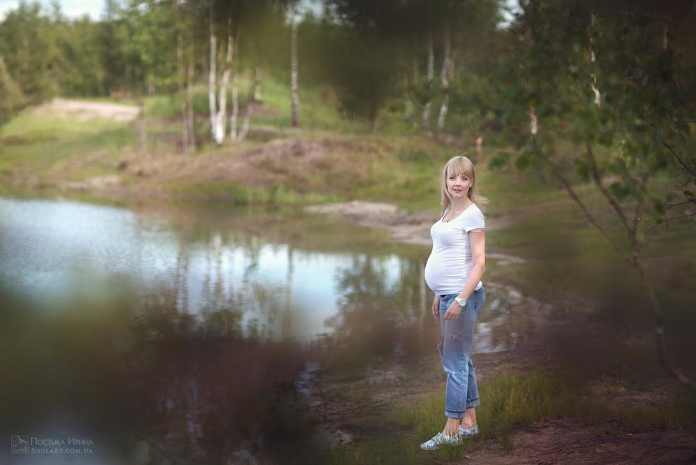 фото беременная фотограф Постыка Ирина