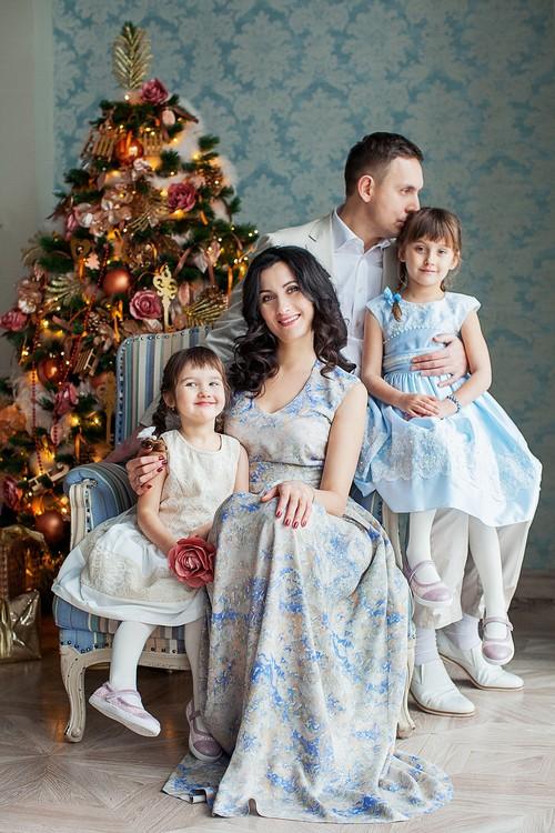 Констатин & Таисия и девочки