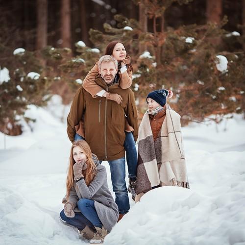 Татьяна & Сергей, Даша и Саша