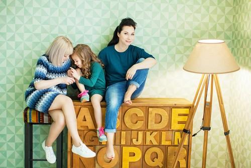 Елена, Юлия и Ева