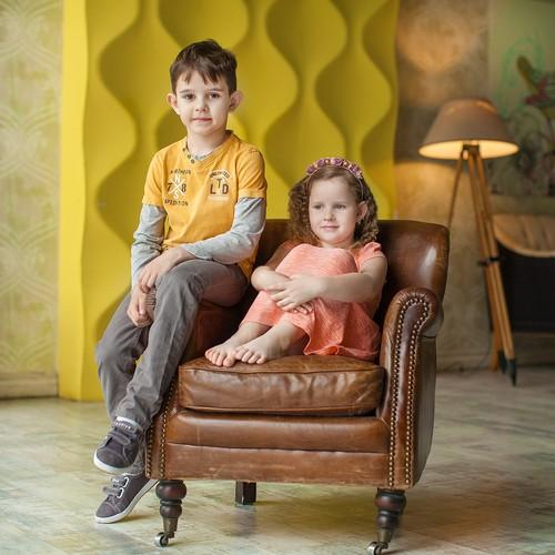 Илья & Света, Верушка и Слава