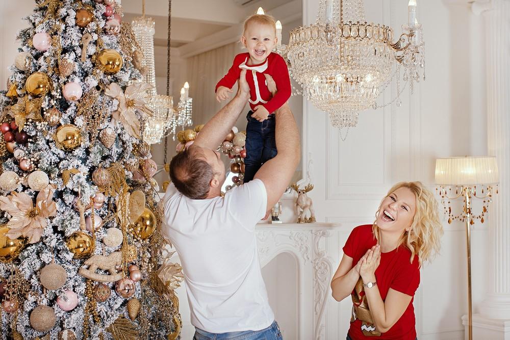 Никуша и родители