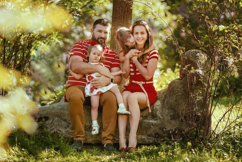Волшебное семейство
