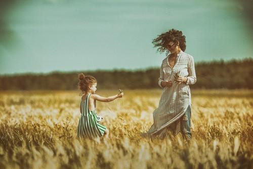 Про мамину любовь