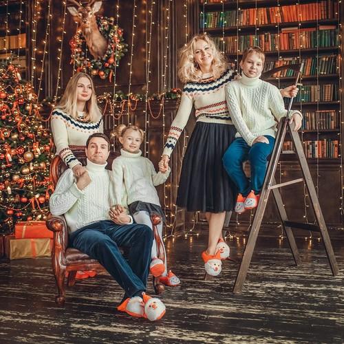 Миша, Настя, Катя, Никита и Ульяша