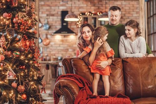 Маша, Алексей, Ариша и Катя