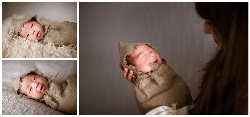 Первые дни жизни маленького человечка