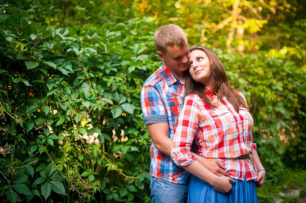 Счастливые моменты: Юлия, Алексей и их малыш