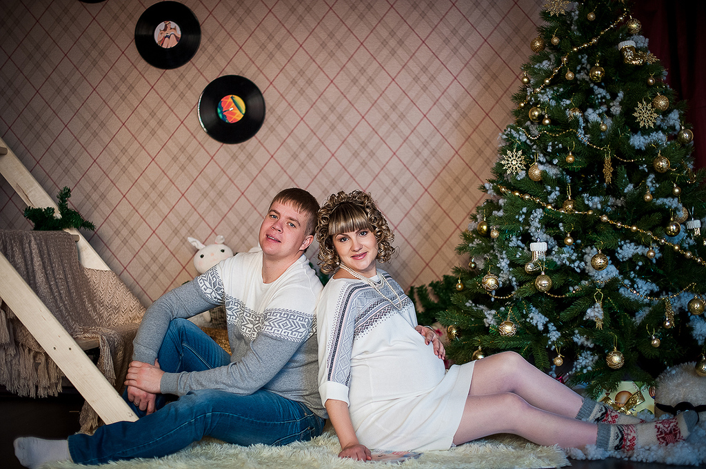 Когда распирает от счастья)))))