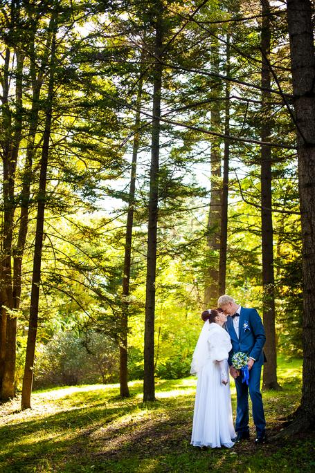 Свадьба Нины и Ивана