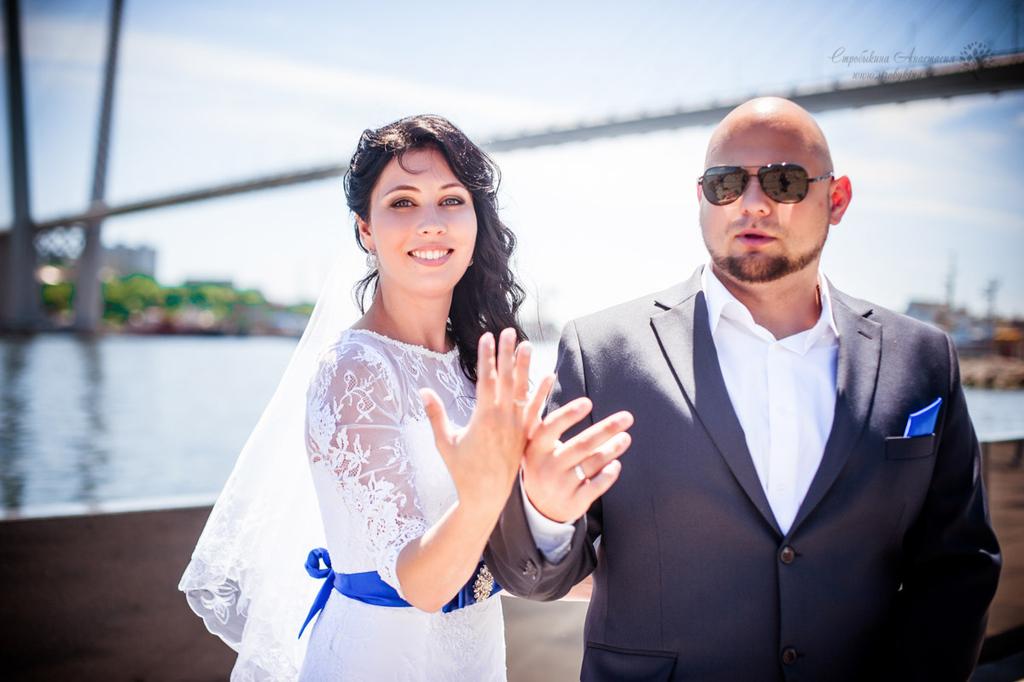 Свадьба Ульяны и Михаила