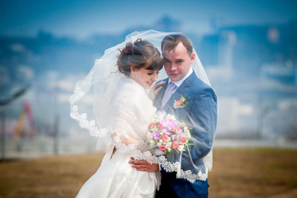 Свадьба Елены и Игоря