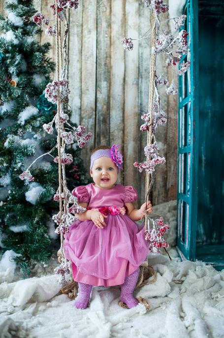 Годик маленькой принцессы!