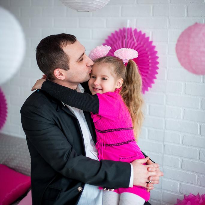 Счастье в розовом цвете