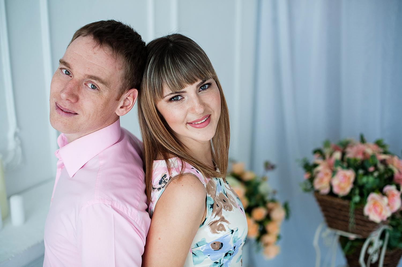Ирина и Виталий