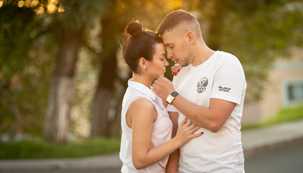 Love Story: Ксения и Александр