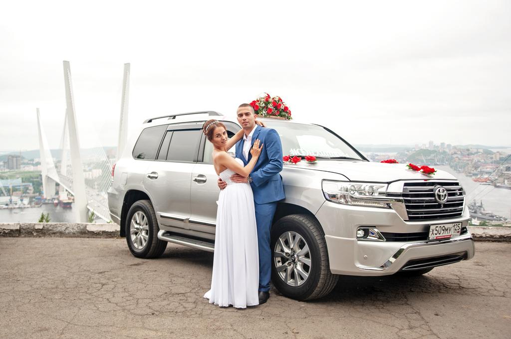 Свадьба Ольги и Юрия