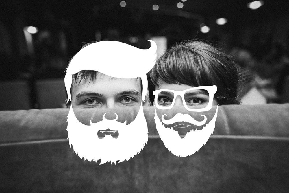 Ася и Дюша