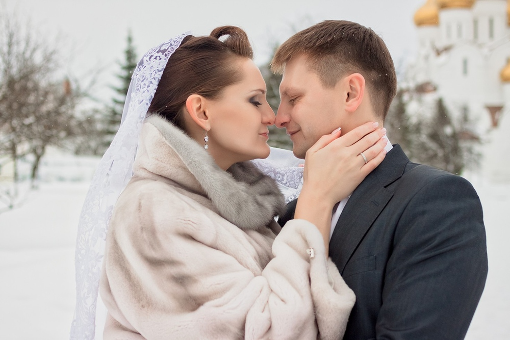 Наталья и Алексей