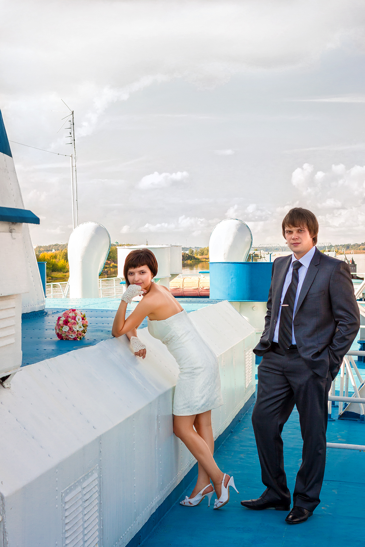 Марина и Александр