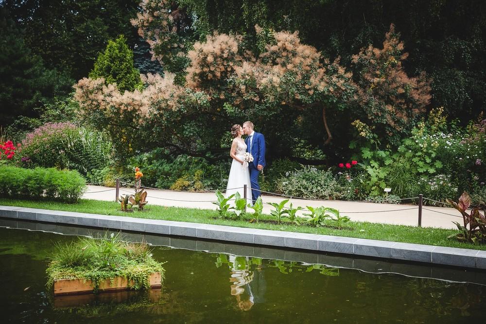 Свадебная фотосессия Аптекарский огород