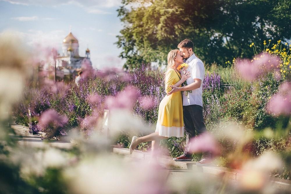 Love Story в парке Музеон
