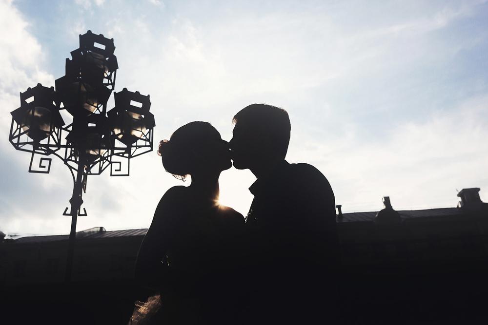 Свадебная фотосессия Екатерининский парк
