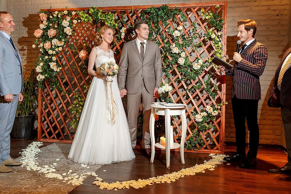 Свадебный день Дениса и Риты