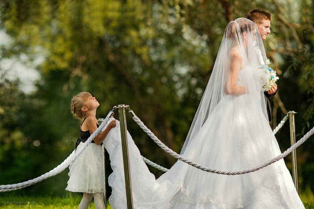 Репортажный свадебный фотограф на торжество