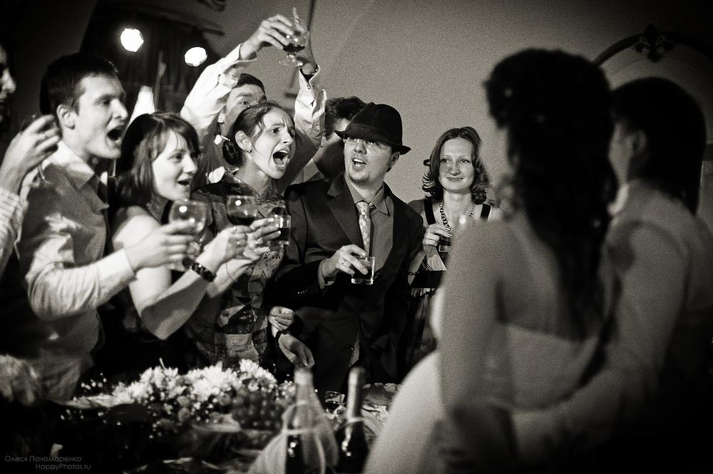 Важно выбрать правильного фотографа на свадьбу.