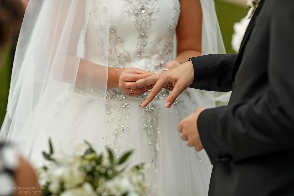 Свадебный день Дмитрия и Марты
