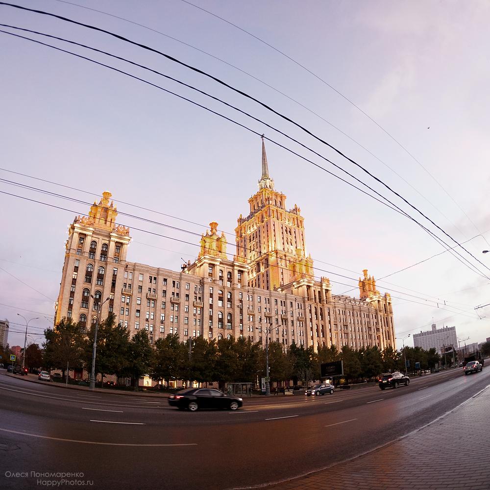 Фотографии свадьбы в Москве