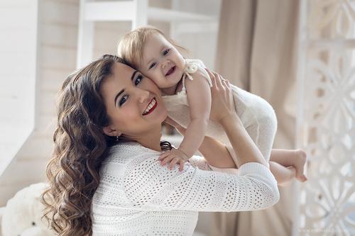 семейные фотосессии с малышом пермь,мой первый год