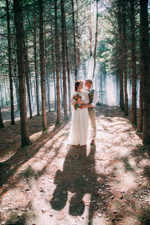 Свадьба Александра + Алексей