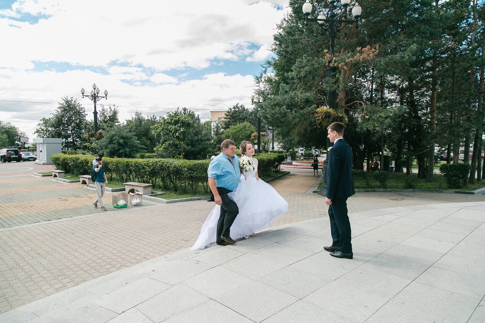 Александра + Алексей
