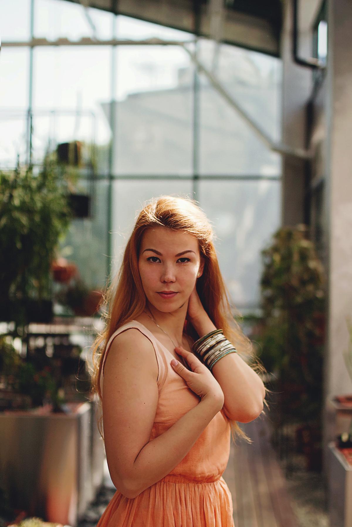 Сергей & Аня, июнь, 2014г.