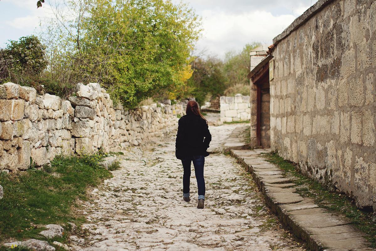 Путешествия. Крым. Бахчисарай, II ДЕНЬ.