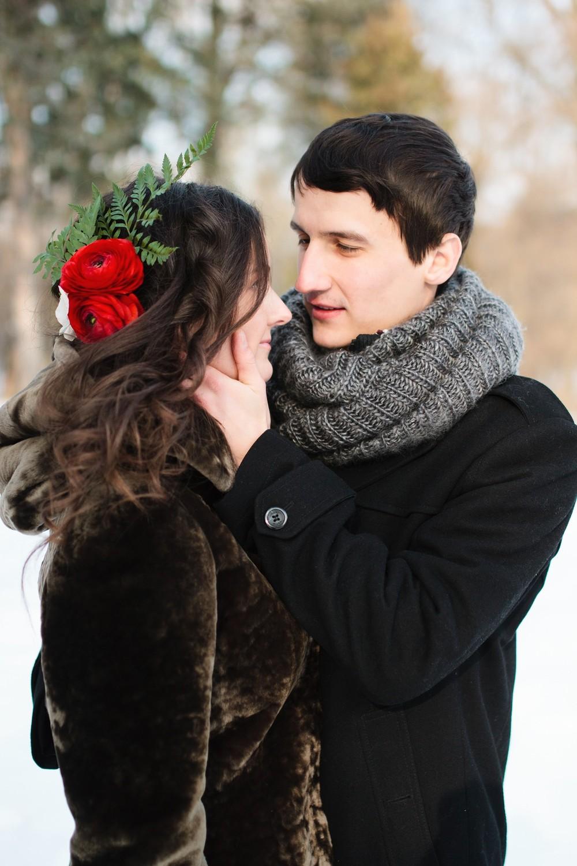 Вика и Илья