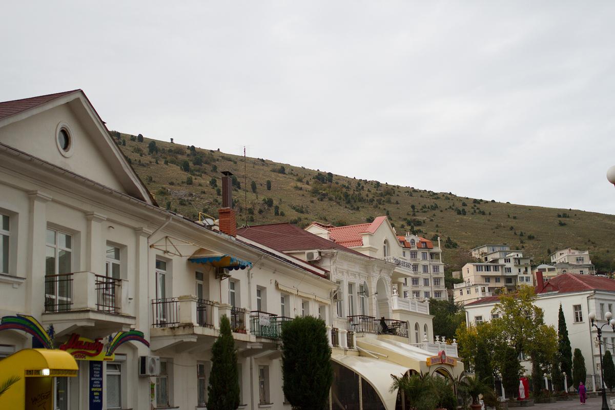 Путешествия. Крым. Балаклава.