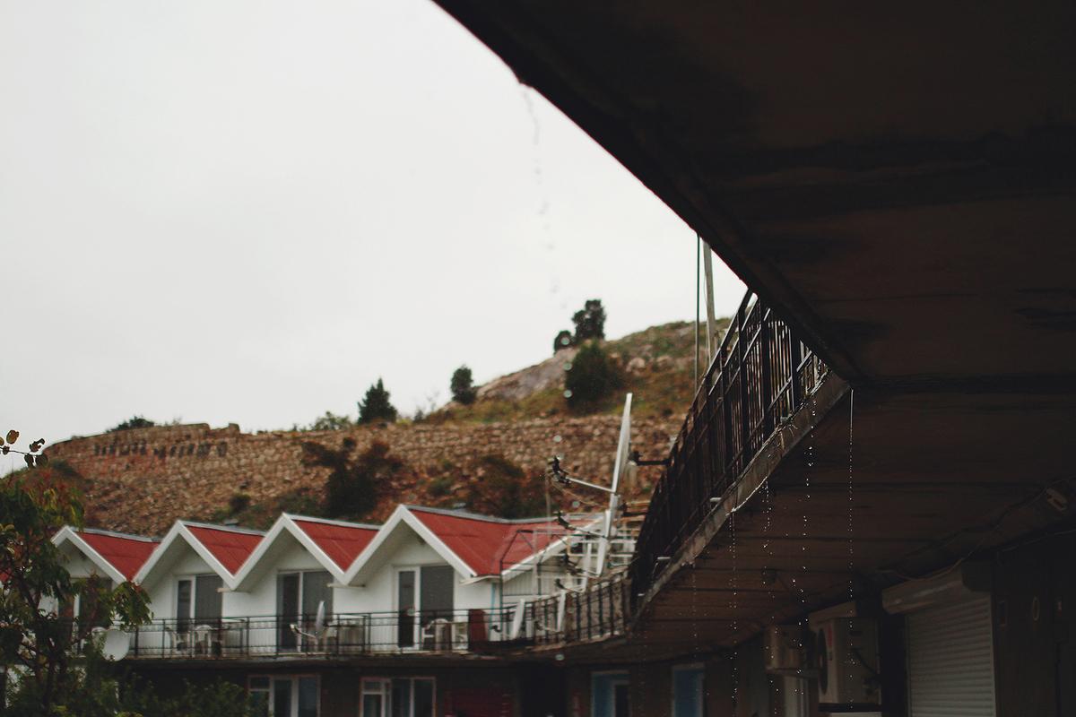 Путешествия. Крым. Балаклава. II день.