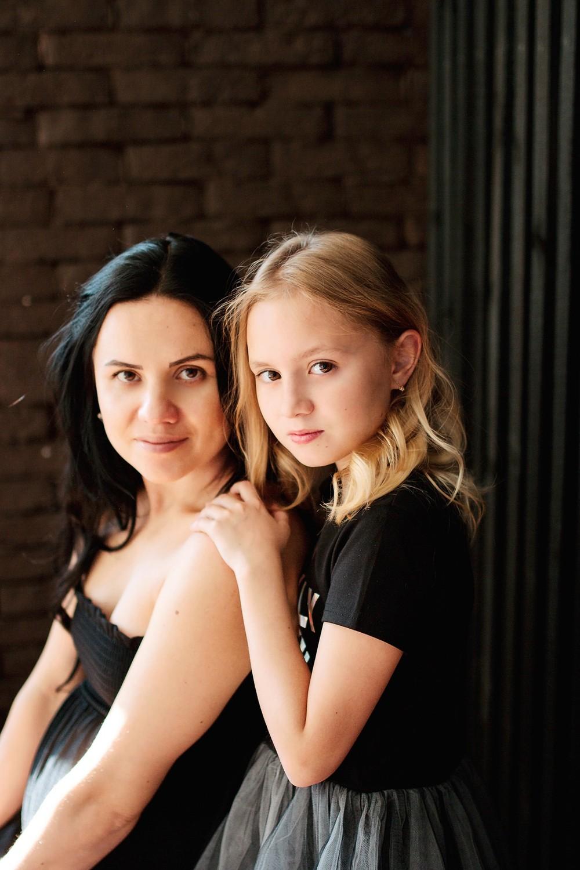 Оля и Александра