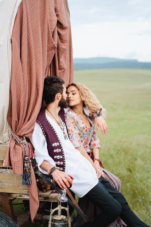 Yaroslav and Jenny crimea workshop/ часть II