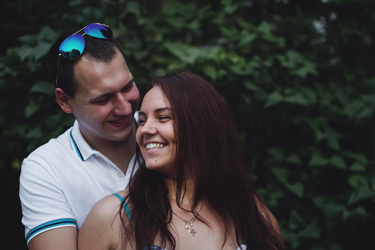 Вика & Сергей